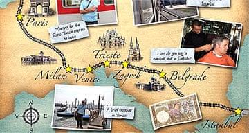 Stephen Moss's trip