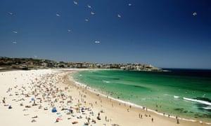 Sydney, Australia: Bondi beach