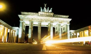 The Brandenberg Gate, Berlin