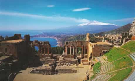 Escorted Tour of Sicily