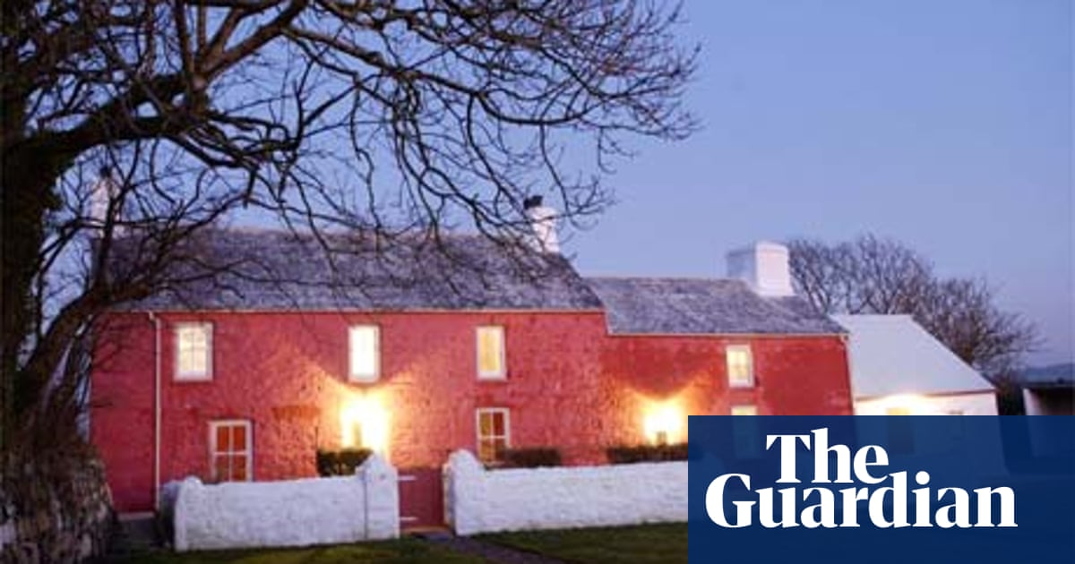 The Big Trip: Niall Griffiths in Pembrokeshire | Travel