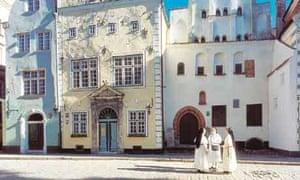 Riga Town, Latvia