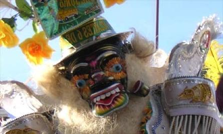 Oruro carnival, Bolivia