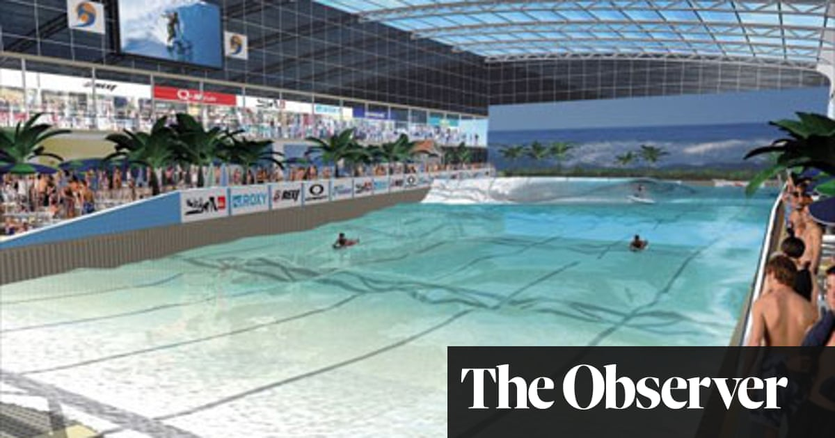The Hot Topic Surfing Goes Indoors Travel The Guardian