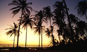 Jericoacoara beach, Brazil