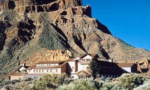Parador Las Canadas del Teide, Canary Islands