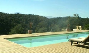 Hog Hollow country lodge, South Africa