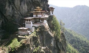 Bhutan, Taktsang Monastry