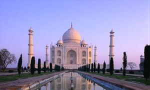 """""""Taj Mahal, India"""""""