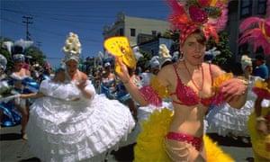 Carnival in San Francisco