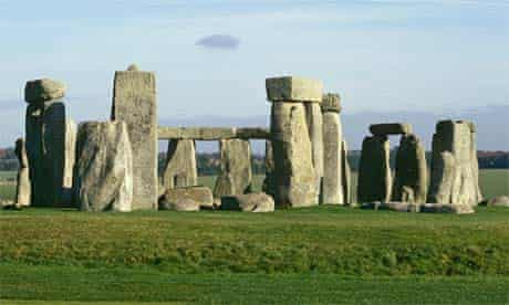 Where I'd rather be: Stonehenge