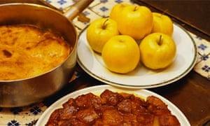 French tarte tatin