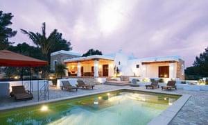 Can Xumeu villa in Ibiza, Spain