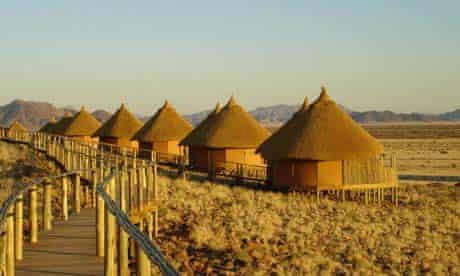 Five best: Sussus Dune lodge, Namibia