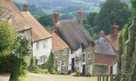 Updown cottage, Shaftesbury, Dorset