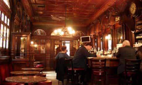 The Stags Head bar, Dublin