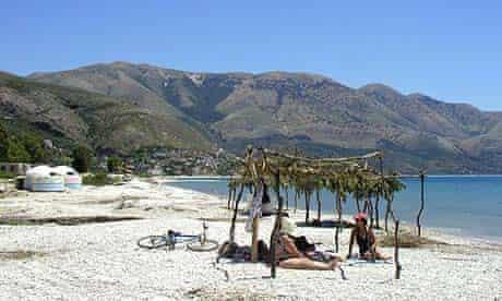 Albenian Riviera