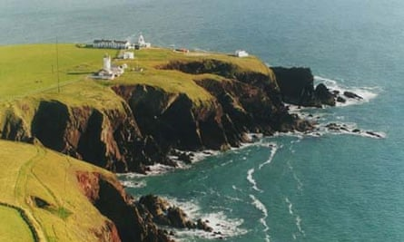 The Old Lighthouse, Pembrokeshire