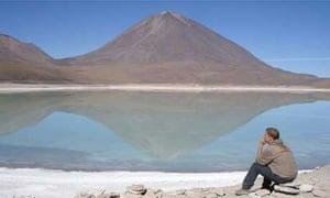 Lake Verde Bolivia