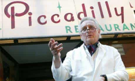 Where I'd rather be: Lorenzo Marioni, owner New Picadilly Cafe, Soho.
