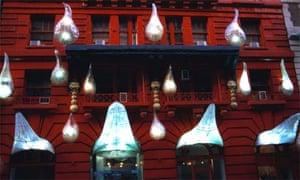 The Gershwin hostel, New York