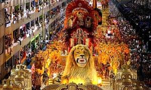 Rio Carnival 2007