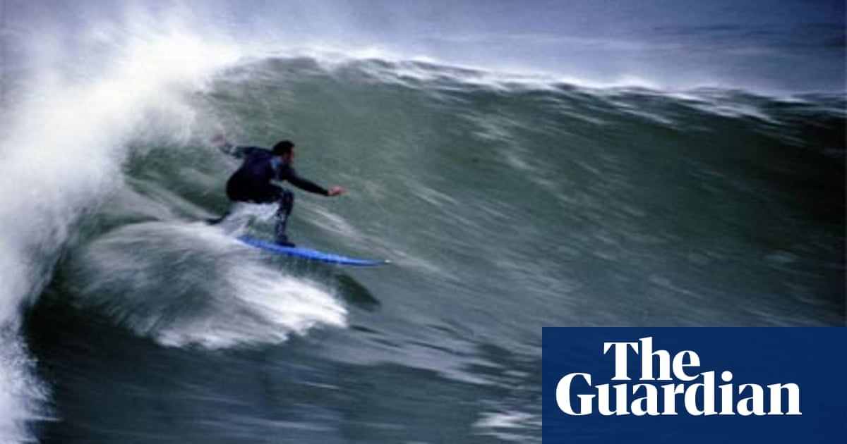 Top 10 Uk Surf Spots Travel The Guardian