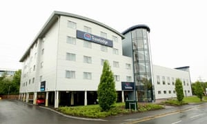 Travelodge in Guildford