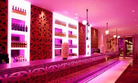 Sol y Sombra bar, Madrid