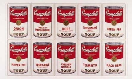 Andy Warhol exhibition, Amsterdam