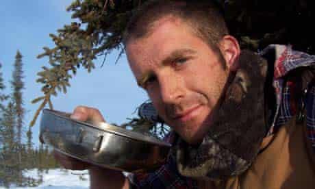 Guy Grieve in Alaska