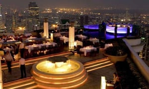 Sirocco Sky Bar, Bangkok