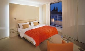 Top 10 prague hotels travel the guardian for Design hotel josef prague booking com