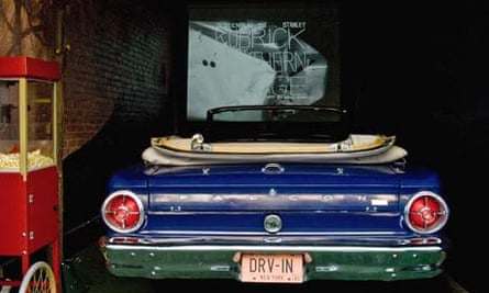 DRV-IN, New York