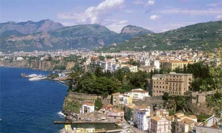 Sorrento, Naples, Italy