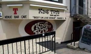 King Tuts Wah Wah Hut, Glasgow