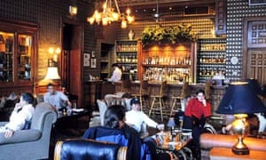 """Hotel Jerome bar, Aspen, US"""