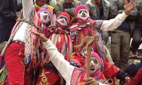 Peru's festival of the snows