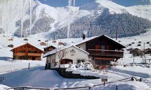 """""""Verbier, ski resort, Switzerland"""""""
