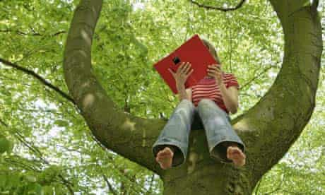 Reading in a tree