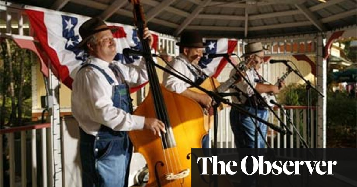 Frankly we'd rather go to Dollywood | Travel | The Guardian