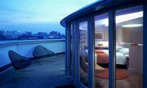 The Zetter hotel, London