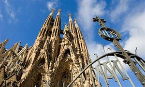 Church of the Sagrada Familia, Barcelona