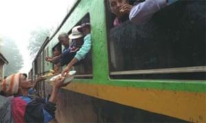 Madagascar: Fianarantsoa to Manakara by rail