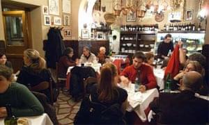 Da Lucia taverna, Rome