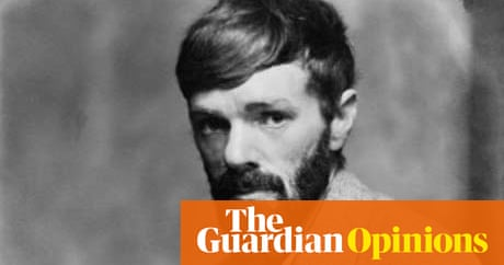 DH Lawrence has much the same view of women as Stephen Fry   Books ...
