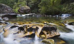 River in Patagonia