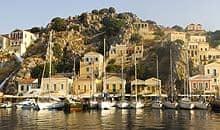 Greek Island: Symi