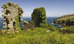 Go slow: Gurnard's Head, Cornwall