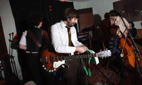 The Maladies of Bellafontaine at the Dulcimer pub, Manchester